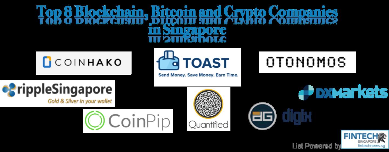 top-8-blockchain-singapore